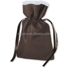 Chocolate Non-Woven Pouch Bag