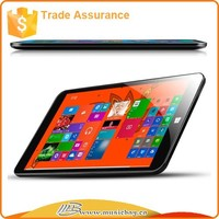 wholesell cheap price window 8 tablet with bluetooth keyboard IPS 8inch screen free and Genuine window 8.1