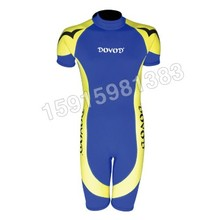 Neoprene shorty Diving suit Surfing wetsuit