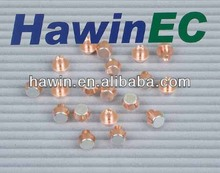 ISO9001 electric contact rivet and electrical accessories