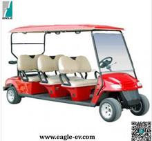 รถกอล์ฟไฟฟ้า, หกที่นั่ง, ceอนุมัติรถกอล์ฟ, ไฟฟ้า, eg2069k