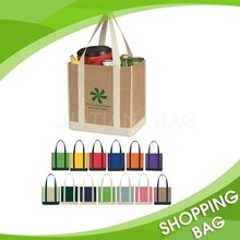 China Supplier Printing Custom Logo Fashion Ladies Recycled Colorful Eco Grocery Non woven Strong Handbag Wholesale