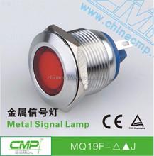 CMP metal 6 color 19mm solder terminal indicator lighting