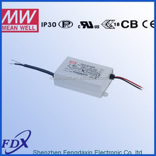 meanwell 16W1050mA constant current triac dimmable led driver PCD-16-1050