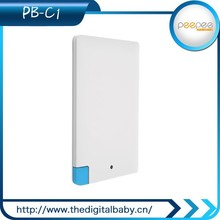 usb charging station mini mobile portable power bank for smart phone