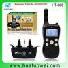 Wholesale rechargeable dog shock collar, remote vibrating dog training collar ,waterproof dog shock collars