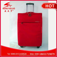 2015 new style cheap woman luggage suitcase be made in china factory