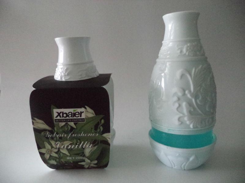 Adjustable Gel Room Air Freshener / Household Deodorizer