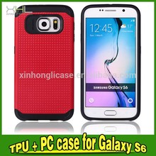 factory phone case for samsung s6 and edge siliocne phone case