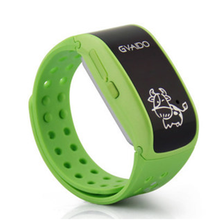 Mini Hidden GPS Tracker For Kids Support Only LBS Position When Receive Position Order