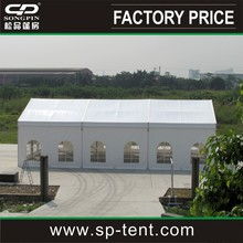 10x30m royal tent with solid wall and linings optional