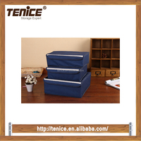 Tenice 2016 clothes box bra storage oxford chest container homes