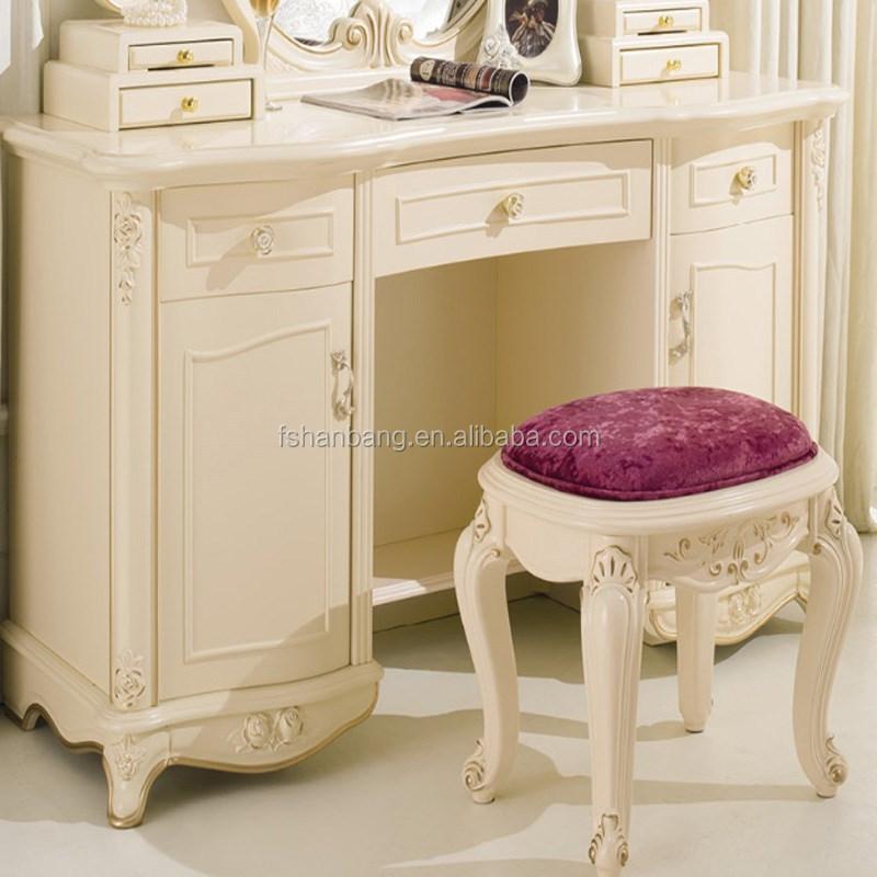 Tocador moderno con espejo - Muebles estilo barroco moderno ...