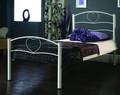Niños de la cama moderna alta calidad barata nuevo dormitorio de estilo moda metal cama cama cama de un adulto solo cama doble