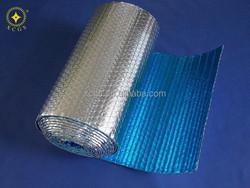 Roof Vent Pipe Cover /Blue Coating Aluminum Foil 10*4mm Bubble Foil