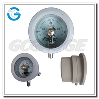 High quality aluminum body explosion proof gauge electric pressure switch