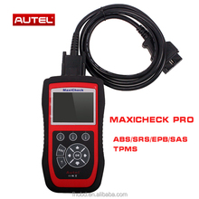 New Arrival 100% Original Autel MaxiCheck Airbag ABS SRS Diagnose ABS / SRS Autel MaxiCheck Pro Update Online Auto Code Scanner