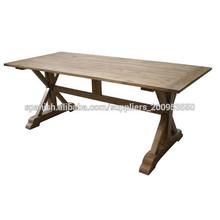 mesa de madera chino / mesa de comedor de madera