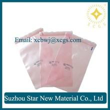Populor in computer company pink antistatic ziplock bag