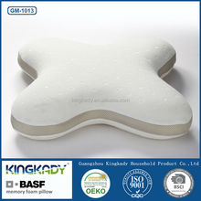 Wholesale Sofa Back Support Health Care Memory Foam Pillow/Memory foam Seat Back Support Cushion