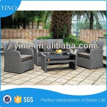 Living Room Wicker Sofa Set Design Home Furniture for Heavy People RB285