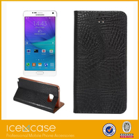 2015 High Quality Sublimation Flip Leather Phone Cover Case For iPhone6