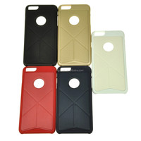 The new product Originality bracket leather case for iphone 6,for iphone 5c case