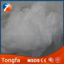 ceramic fiber cotton/ceramic wool/bulk for industry heat insulation