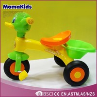 2015 children baby tricycle / plastic baby tricycle / kids three wheel bikes