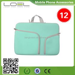 """nylon sleeve bag for macbook 11"""" 13"""" nylon bag case B022472(3)"""