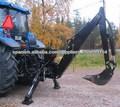 Retroexcavadora para tractors