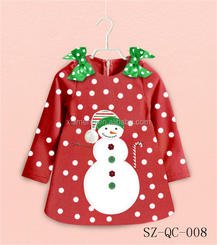 Baby Christmas Dresses Sale 39