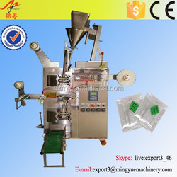 High quality full automatic green tea bag packing machine