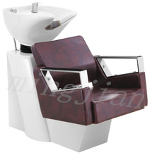 hot sale fiberglass shampoo chair