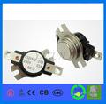 Ksd302-253 30a corriente eléctrica del termostato bimetálico lado a otro de la secadora de ropa