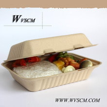 take away compostable biodegradable food packaging containers