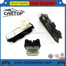 Guangzhou Car Top for TOYOTA Corolla car power window switch 84820-12480 LHD 18 Pins