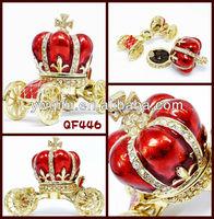china wholesale metal craft crown