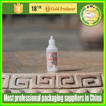 Top Quality ISO 8317 plastic PE 15ml ecig needle bottle with childproof cap