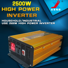 DC to AC High Power Inverter