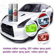Rubber Paint Spray Plastic Dip/car rim spray paint