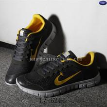 2015 man sports running shoe china shoe factory