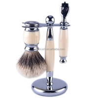 popular man care tools badger shaving brush for shaving