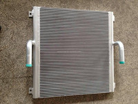 PC300-7 radiator core ass'y 207-03-71110 6741-21-1190 6741-21-1122 CYLINDER BLOCK PC300-7 PC360-7
