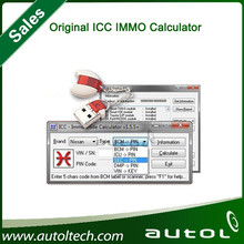 Original ICC IMMO Calculator ICC IMMO For Immobilizer PIN Code For Almost Cars IMMO Decoder
