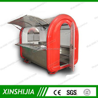 High quality commercial china mobile food cart(skype:xinshijia.jessica)