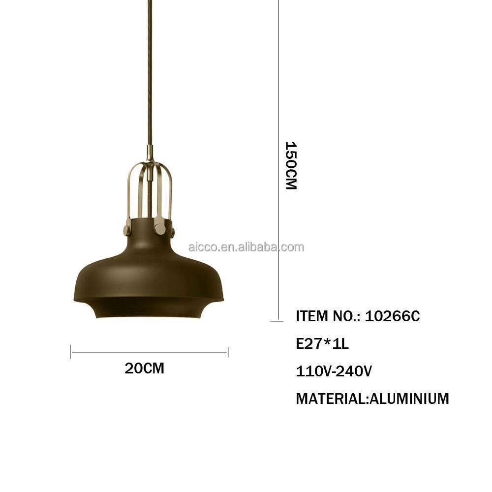 레스토랑 디자이너 펜던트 조명, 상업 주도 펜던트 lightingcord ...