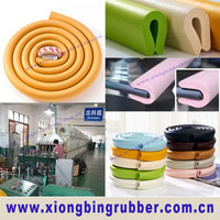 NBR ,SILICONE ,EPDM ,VITON extruded rubber cord