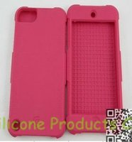 New brand colorful silicone mobile phone case for iphone5 case