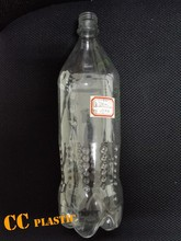 1.5l pet plastic bottle for mineral water and beverage bottle